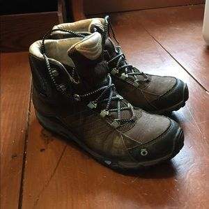 Oboz boots size 8 only worn a few times